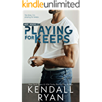 Playing for Keeps: A Brother's Best Friend Hockey Romance (Hot Jocks Book 1) (English Edition)