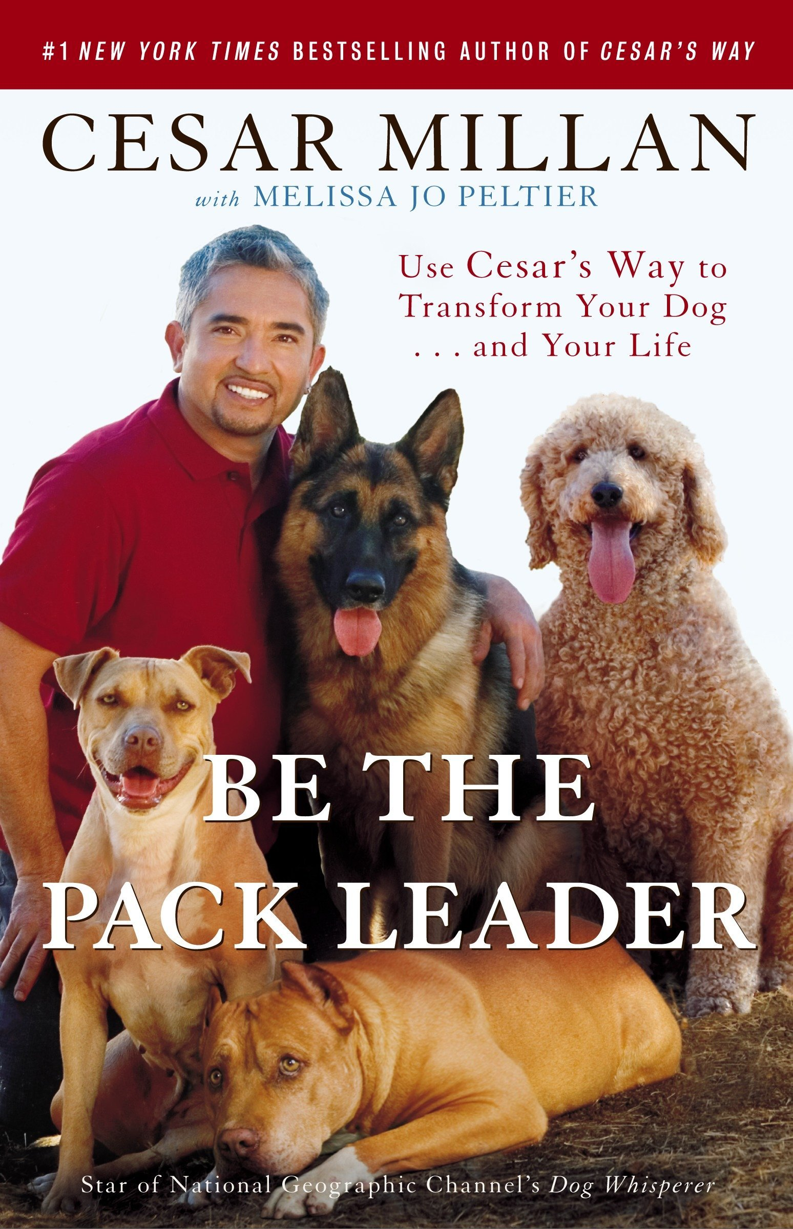 Be the Pack Leader: Use Cesar's Way to Transform Your Dog . . . and Your Life by Random House
