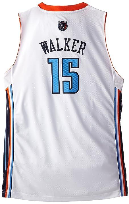 the latest a4fa3 8eed2 Amazon.com : NBA Charlotte Bobcats Kemba Walker Youth 8-20 ...