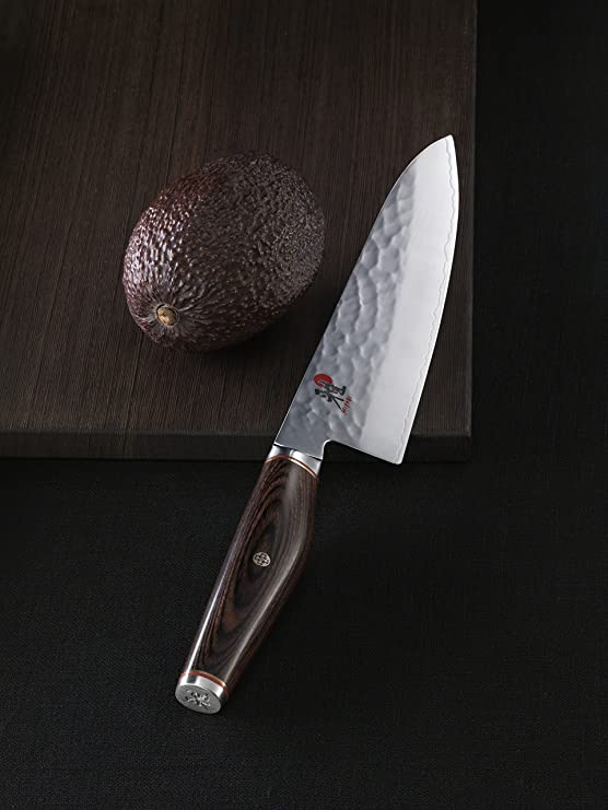 MIYABI 34073-201 - Gyutoh Cuchillo Cocinero 6000 mct 20 cm (h.nr.)