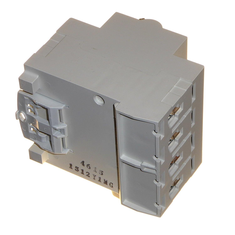 100/mA Interrupteur /à d/éclenchement 80/A 4/p/ôles 400/V RCD Trois phases