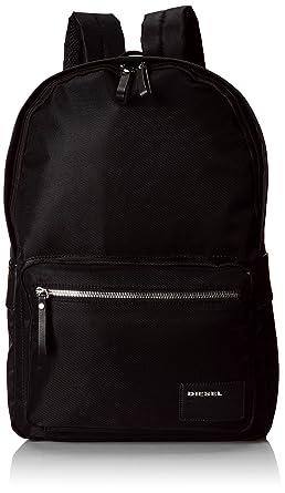 black backpack men