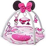 Disney Baby 11097 Minnie Mouse Garden Fun Activity Gym Spieldecke, rosa