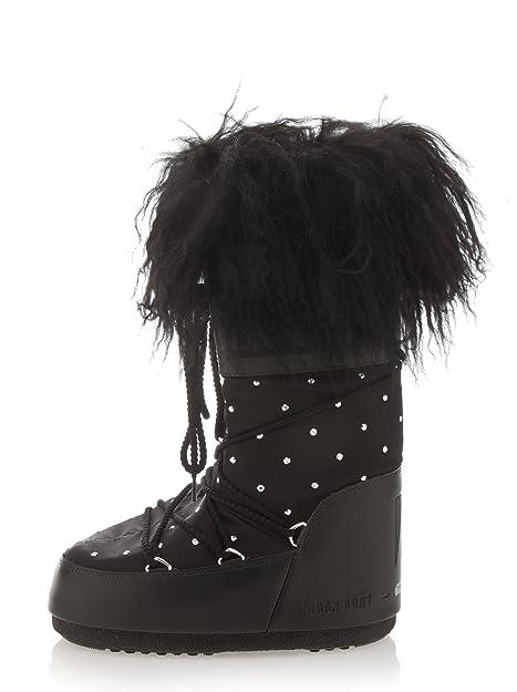 Starstruk 3941 Eu Amazon E Borse Scarpe it Nero Moon Boot ZIwq45w 3a9ebb78016