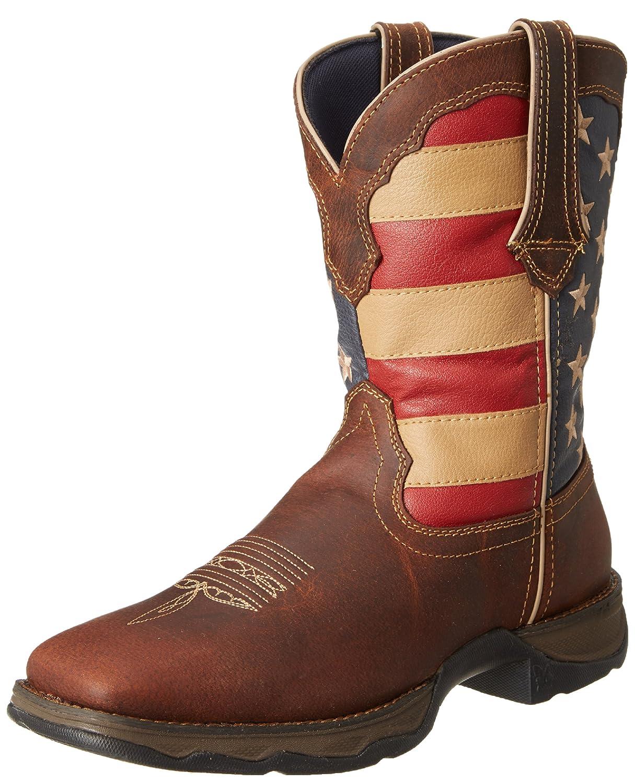 [Durango] B006MX5CVQ レディース B006MX5CVQ 9.5 Brown/Union Flag Brown/Union Flag [Durango] Flag 9.5, 天然石 Pure Pure ピュアピュア:18cb091d --- integralved.hu
