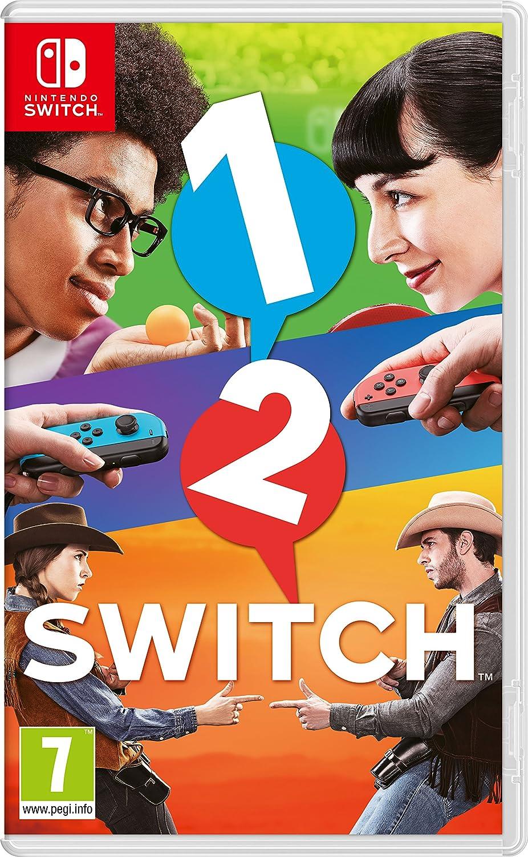 1-2 Switch - Version UK [Importación francesa]: Amazon.es: Videojuegos