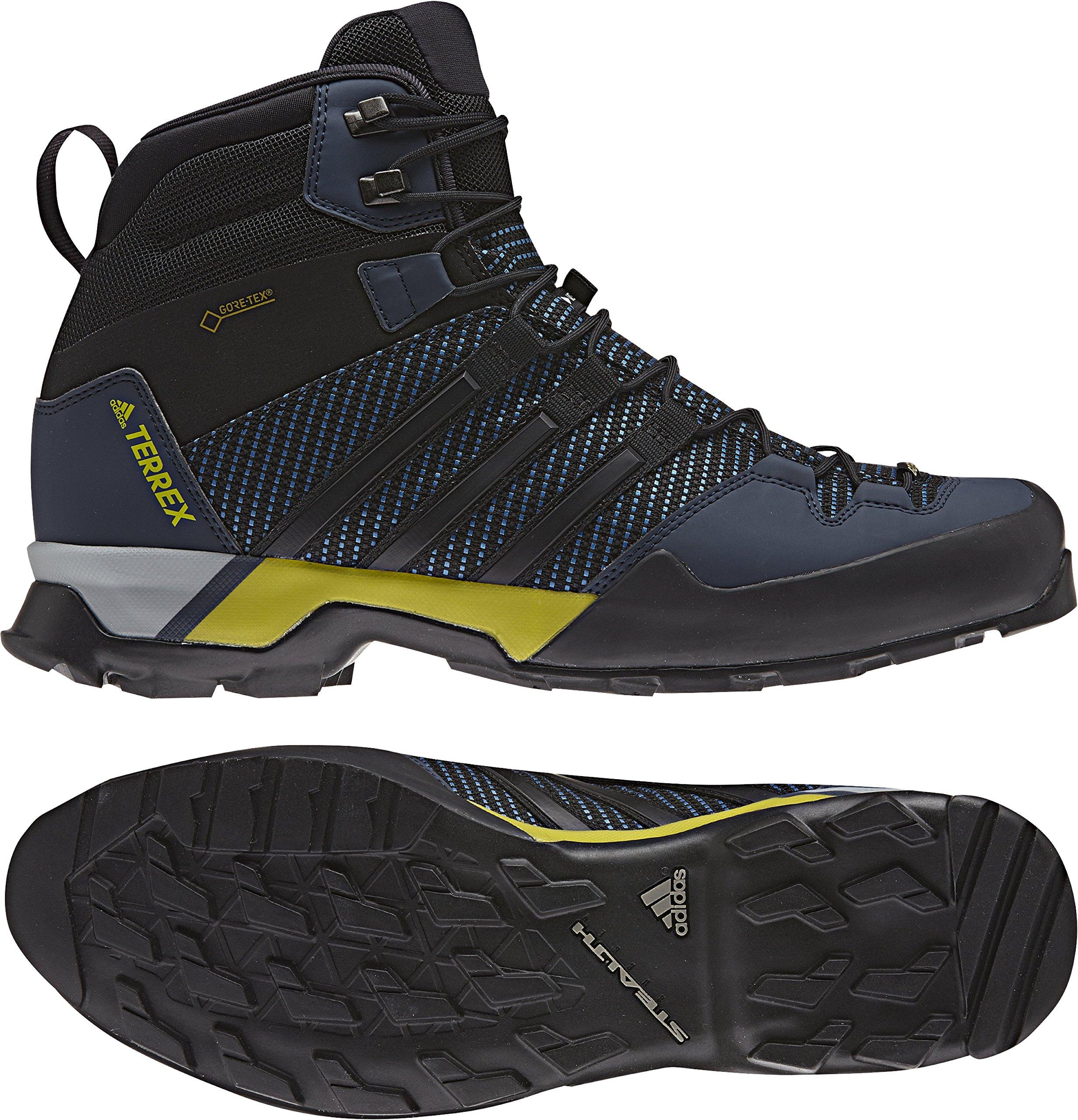bc46f68d2073 Galleon - Adidas Outdoor Mens Terrex Scope High GTX Shoe (9.5 - Core  Blue Black Col. Navy)