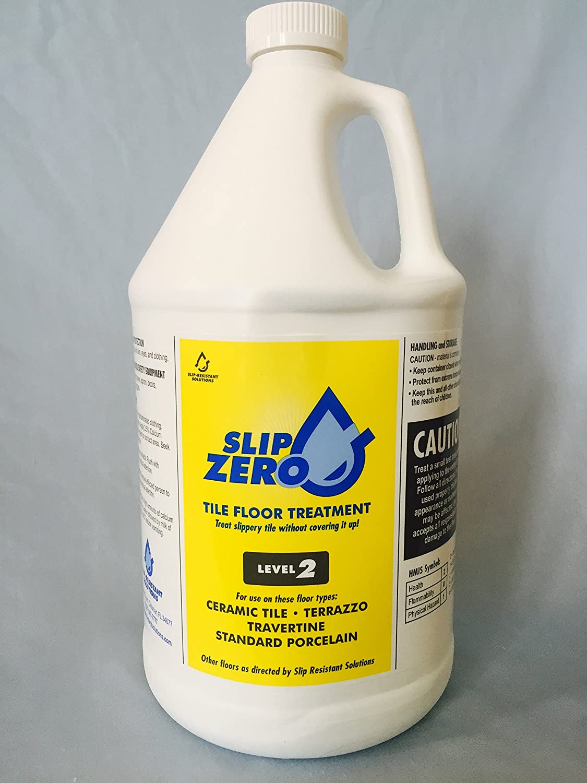 Non Slip Floor Product for Ceramic, Porcelain, Travertine and Terrazzo Slip Resistant Solutions C-1