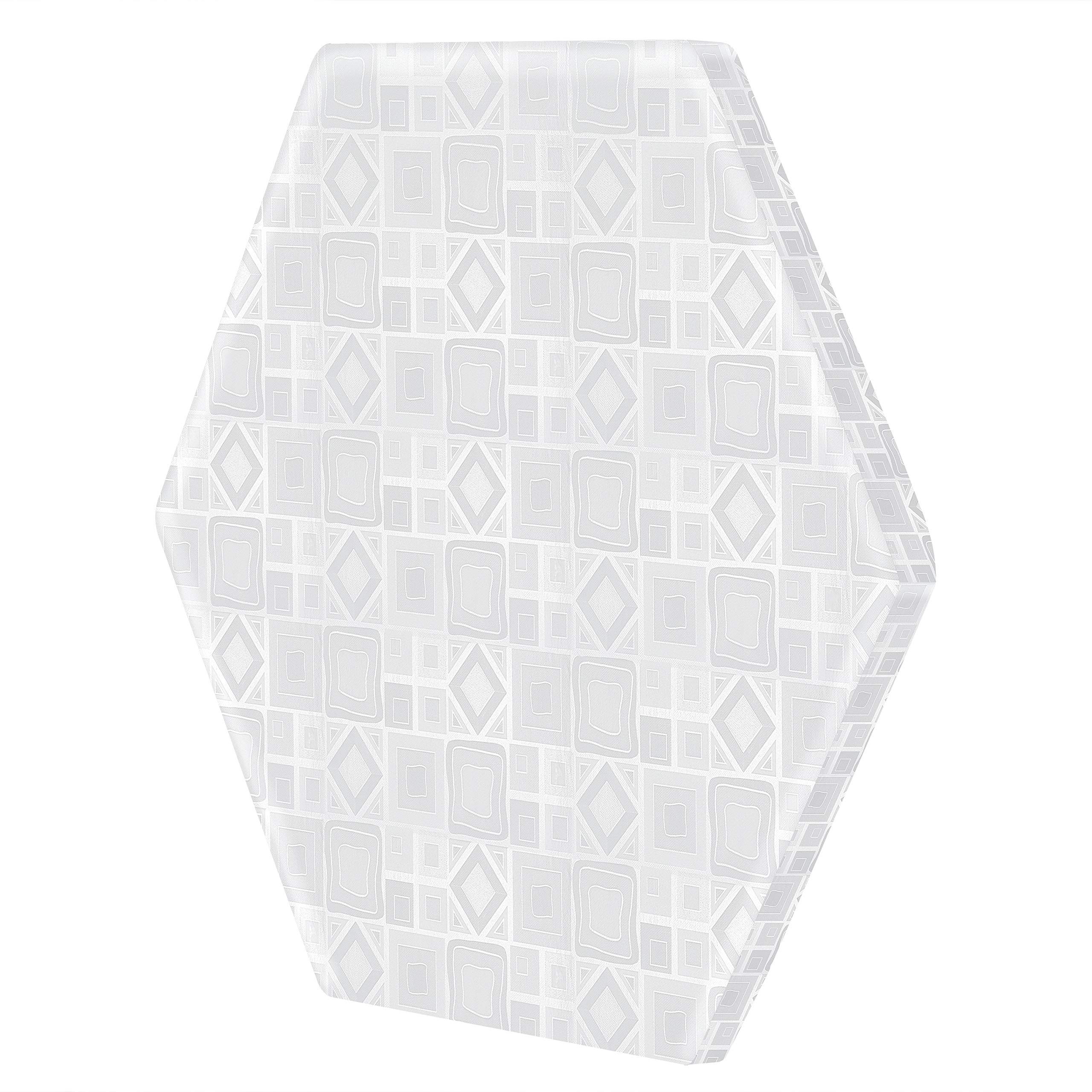 Dream on Me Hexagon Mattress Pad by Dream On Me
