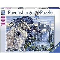 Ravensburger, Rompecabezas Dragones Místicos, 1000 Piezas