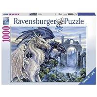 Ravensburger Mystical Dragon Puzzle 1000pc,Adult Puzzles