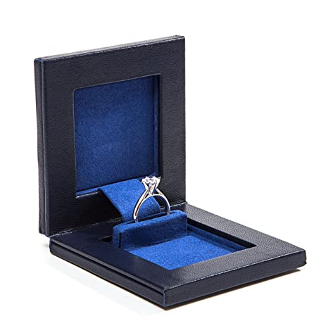 Review Parker Square Secret Day Box, the World's Best Engagement Ring Box