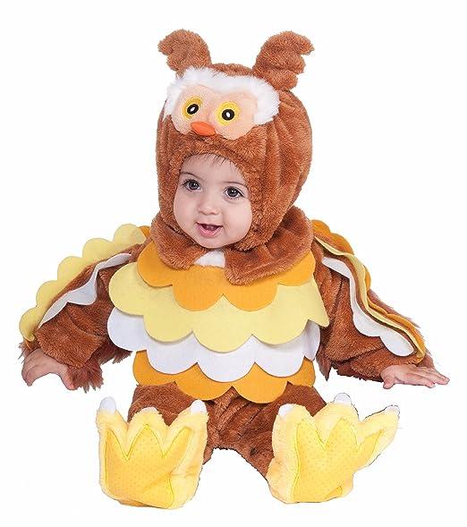 forum novelties infant owl costume