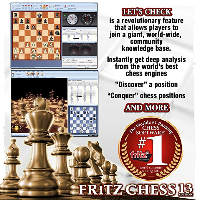 Fritz Chess 13: Amazon ca: Software