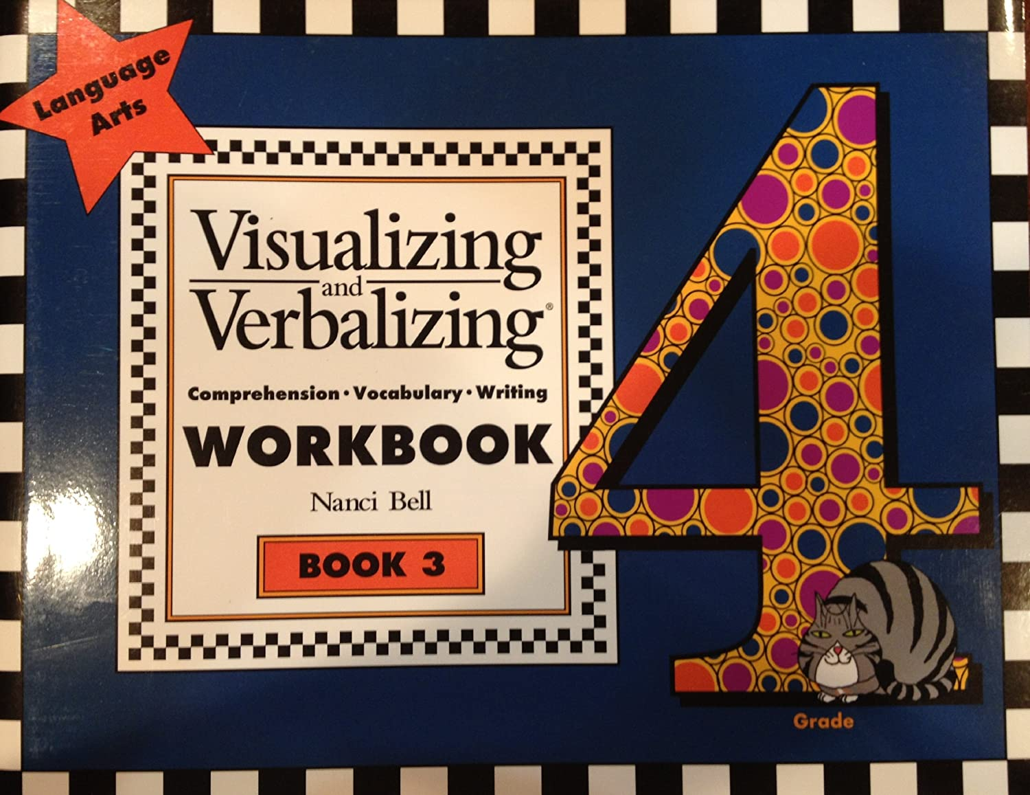 Workbooks the creative visualization workbook : Amazon.com: Visualizing and Verbalizing Comprehension Vocabulary ...