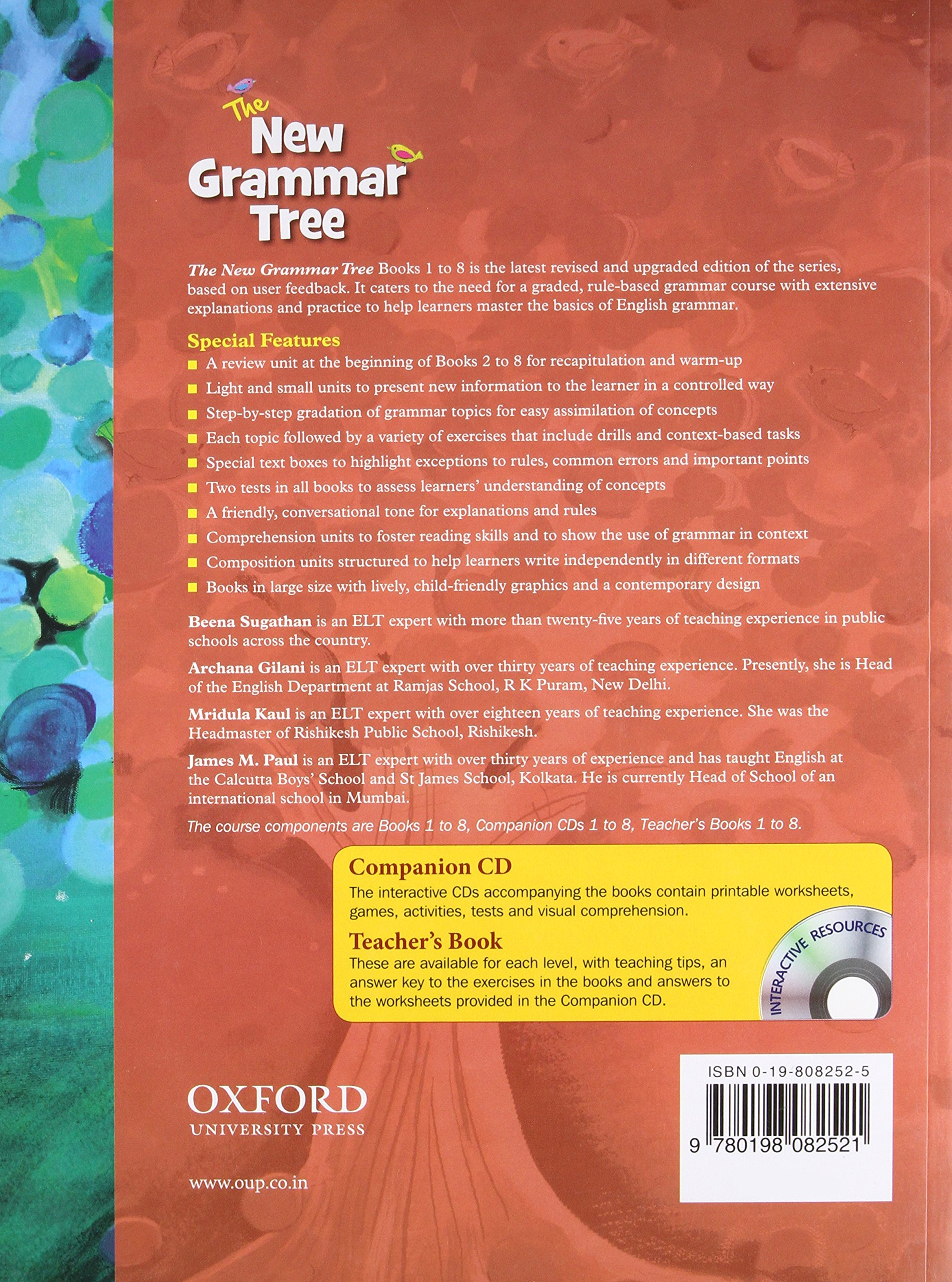 Buy The New Grammar Tree Coursebook 7: Middle Book Online at