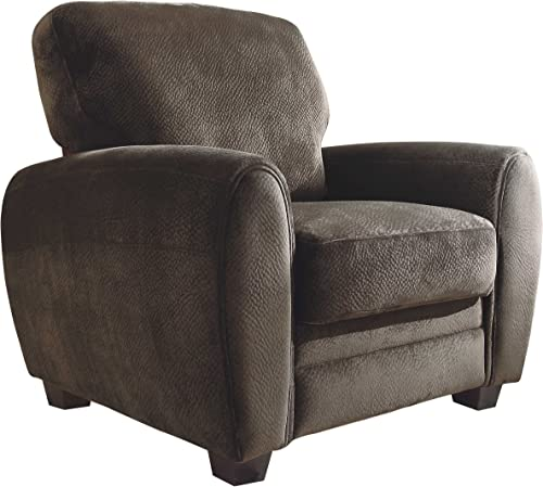 Homelegance Rubin 41″ Plush Fabric Chair