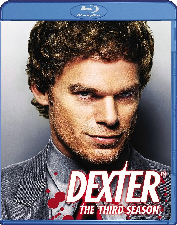 Amazon Com Dexter Season 3 Blu Ray Michael C Hall Movies Tv