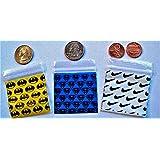 "Amazon.com: Assorted Styles 2"" x 2"" Plastic Jewelry Bags"