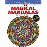 Creative Haven Magical Mandalas Coloring Book: By the Illustrator of the Mystical Mandala Coloring Book (Creative Haven Color