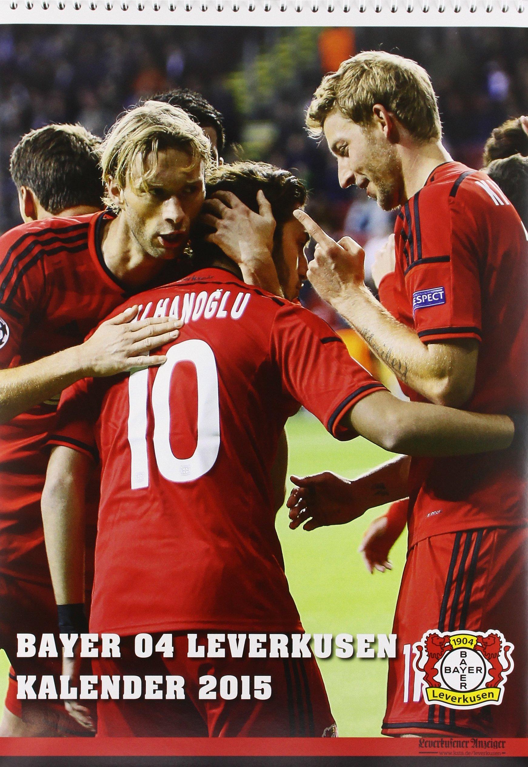 Bayer 04 Leverkusen Kalender 2015