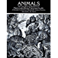 Animals: 1,419 Copyright-Free Illustrations of Mammals, Birds, Fish, Insects, etc (Dover Pictorial Archive) (English Edition)