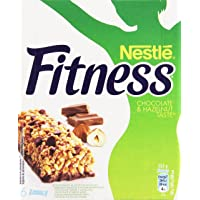 Nestlé Fitness Barritas De Cereales Chocolate Avellana 141G
