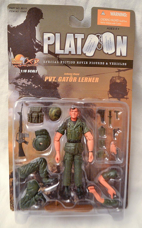 Details about  /1:18 21st Century Toys Ultimate Soldier Platoon Movie Vietnam Figure  PVT Taylor