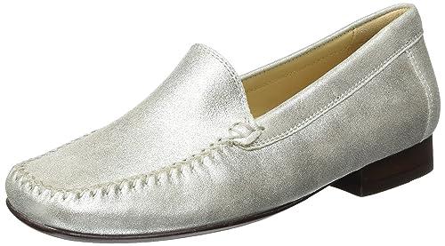 Sioux Campina, Mocasines para Mujer, Gris (Linen 002), 39.5 EU: Amazon.es: Zapatos y complementos