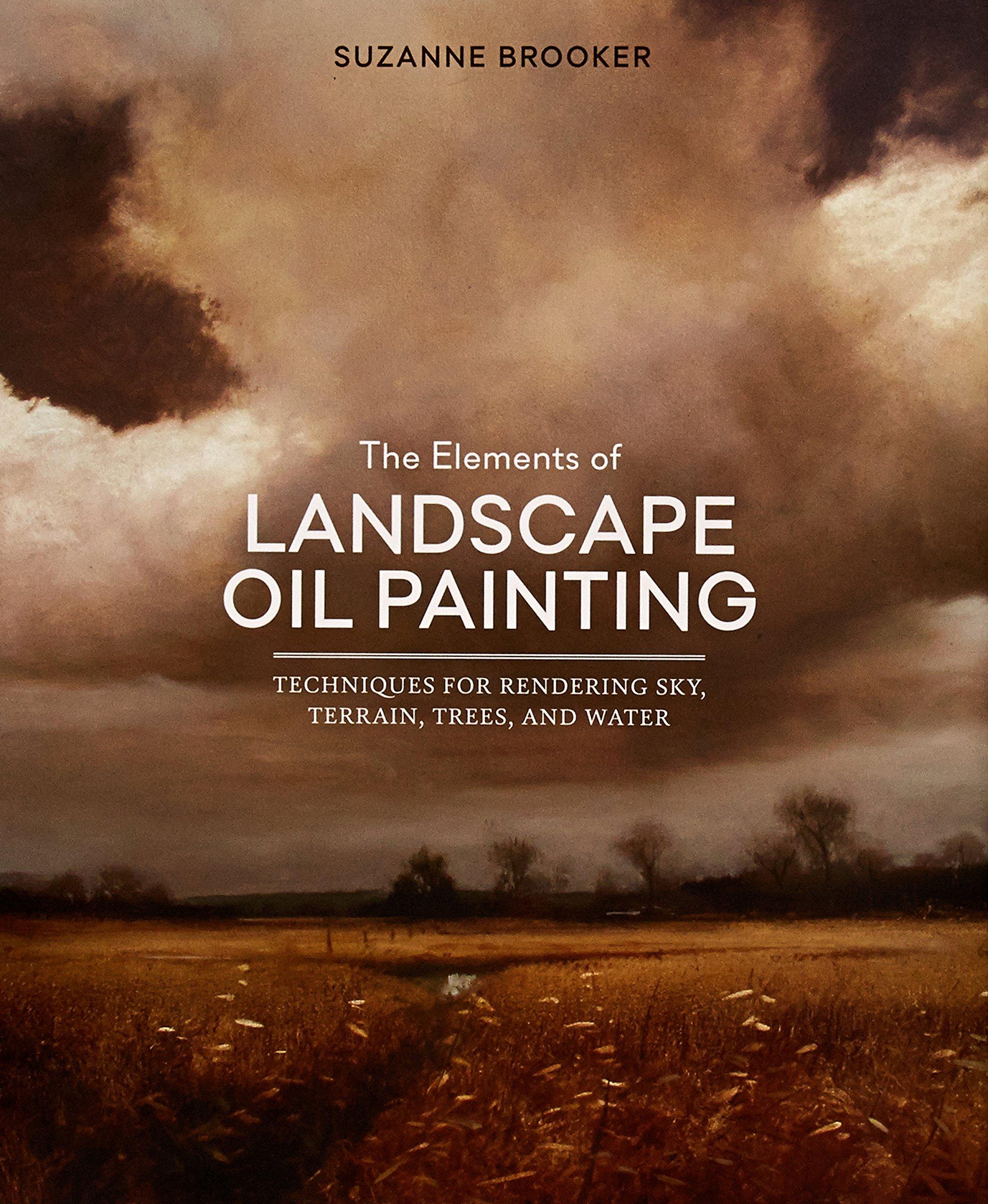 Elements Landscape Oil Painting Techniques product image