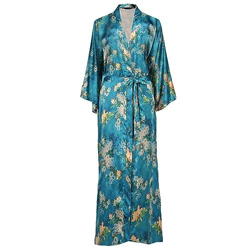 Dressing Gowns Uk: Kimono Dressing Gowns: Amazon.co.uk