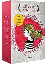 Caixa Clássicos Autêntica - Vol. 1: Pollyanna; Pollyanna Moça; A escrava Isaura; Heidi - Vol. 1; Heidi - Vol. 2
