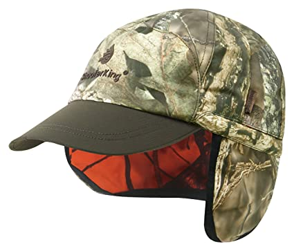 Shooterking País Roble Gorra de Caza, Unisex, Country Oak Hunting, Camouflage