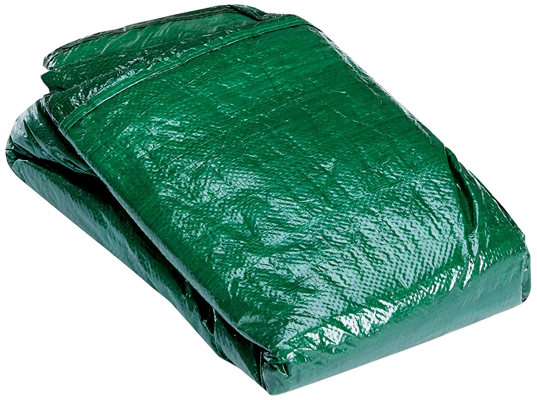 Relaxdays Telo Protezione Copertura Tavolo da Ping Pong, Verde 10019002 Telo-copertura Telo-protezione Telonedicopertura