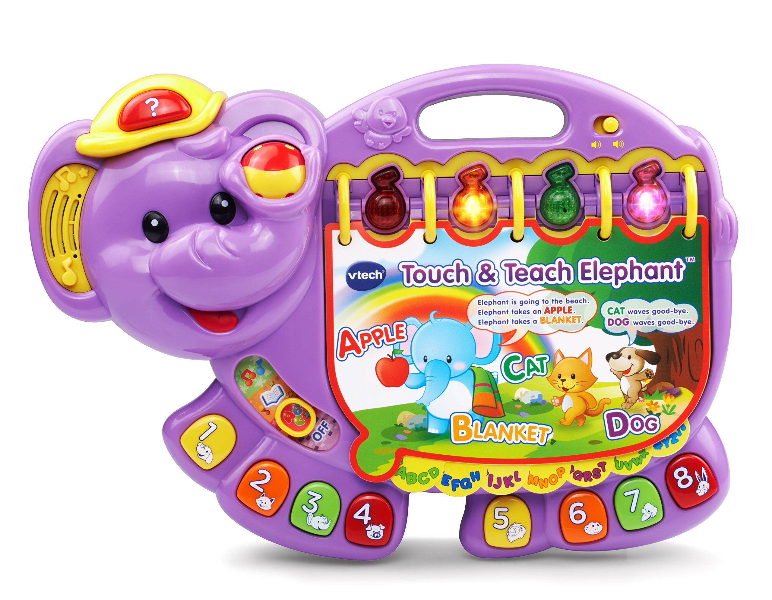 Most Popular Educative Toys For Baby Toddler Girl Boy Teach Purple