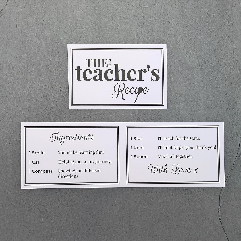 The Little Teacher s Recipe Unique & Fun End of School or College