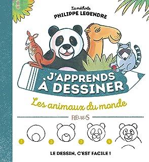 Amazon Fr J Apprends A Dessiner Les Animaux De La Ferme
