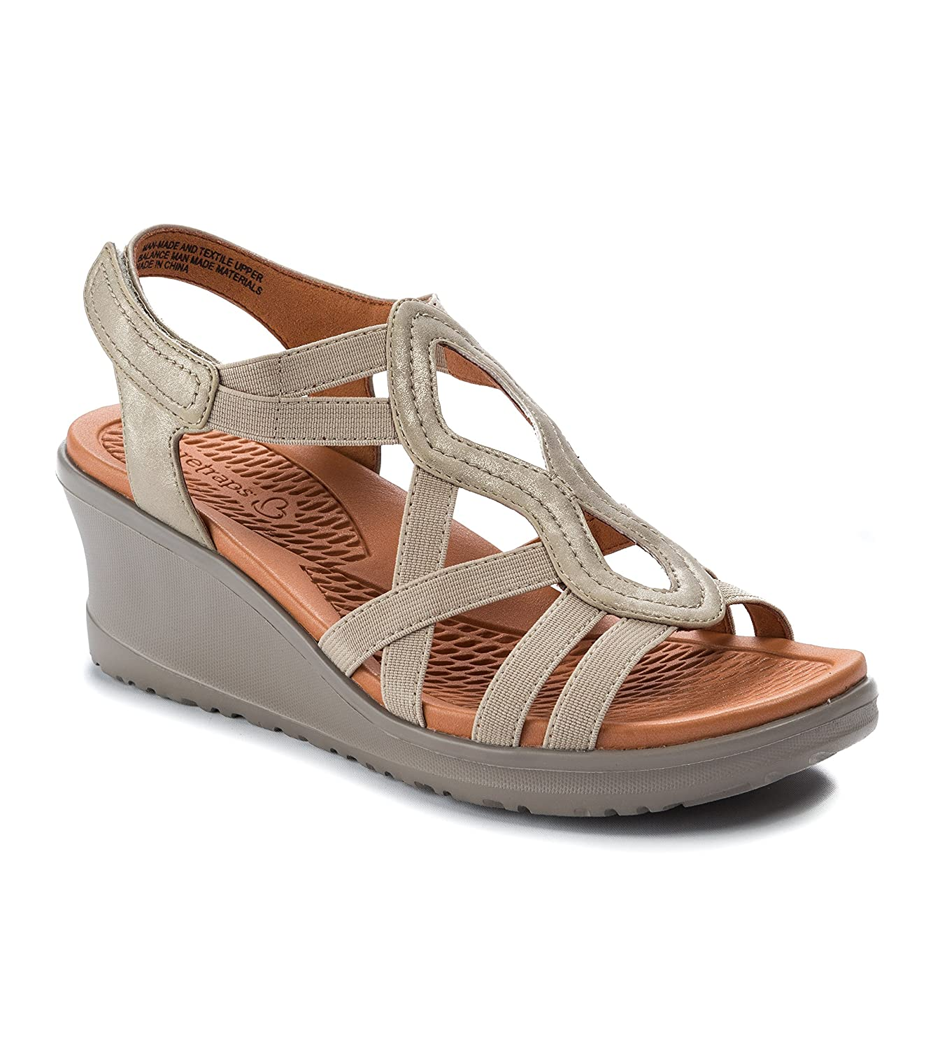 0a21f5e80607 Top 10 wholesale Cork Wedge Sandals - Chinabrands.com