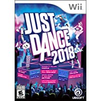 Just Dance 2018 - Nintendo Wii - Standard Edition