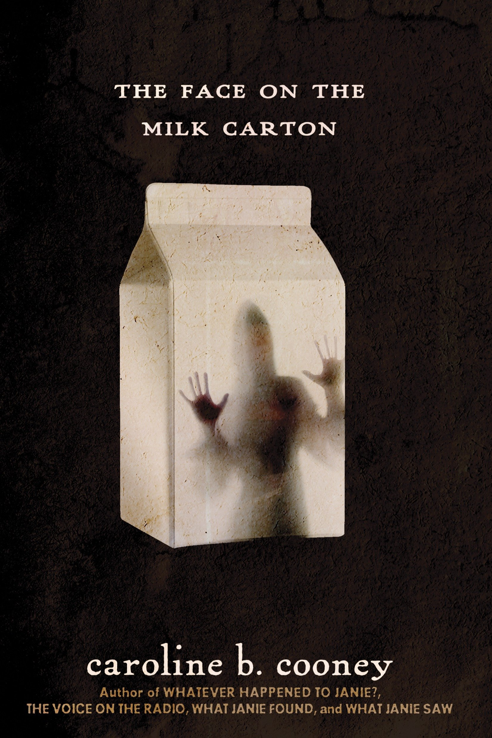 The Face on the Milk Carton (The Face on the Milk Carton Series) pdf epub
