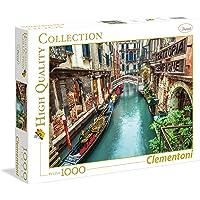 Clementoni 39328 Venice Canal 1000 Parça Puzzle