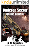Omicron Sector Online Bundle: A LitRPG Space Marine Adventure