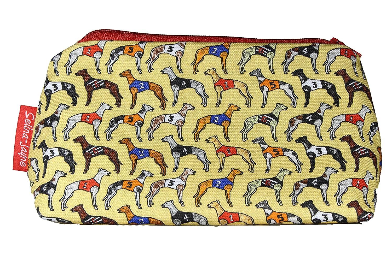 Selina-Jayne Greyhounds Limited Edition Designer Toiletry Bag