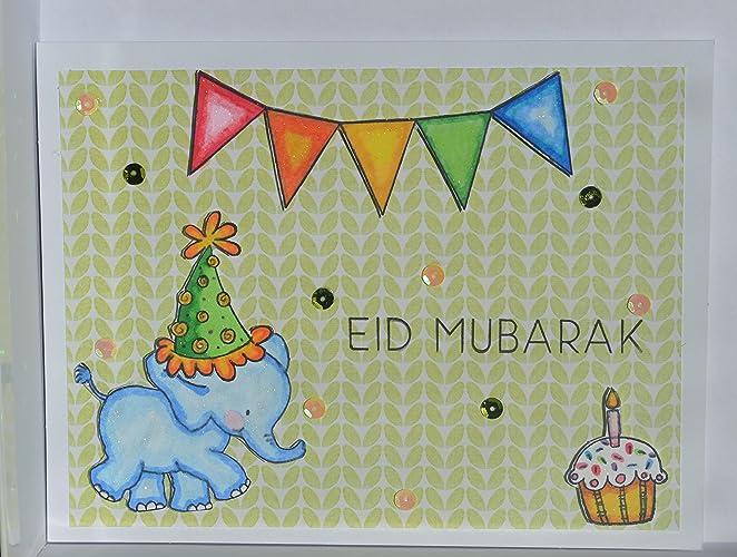 Amazon islamic greeting card eid card happy eid card duaa islamic greeting card eid card happy eid card duaa card eid mubarak m4hsunfo