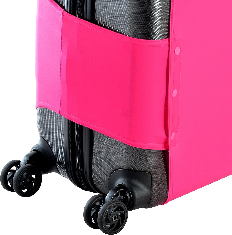 Medium Olympia Spandex Luggage Cover Star