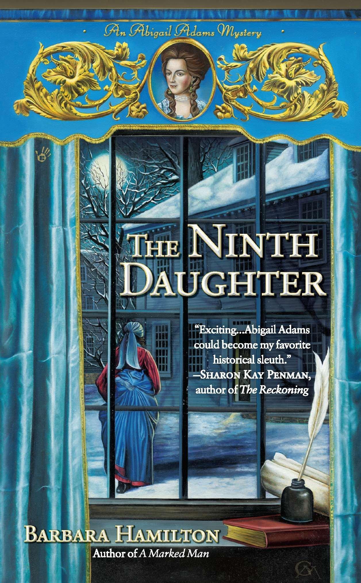 The Ninth Daughter (An Abigail Adams Mystery) pdf