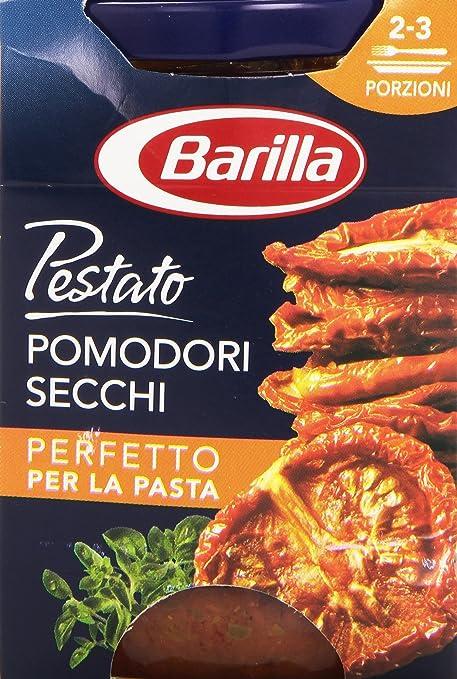 20 opinioni per Barilla Pestato Pomodori Secchi- 175 gr