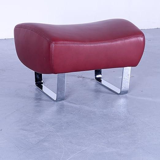 koinor Jetlag taburete rojo altrot cuero metal # Diseño Top ...