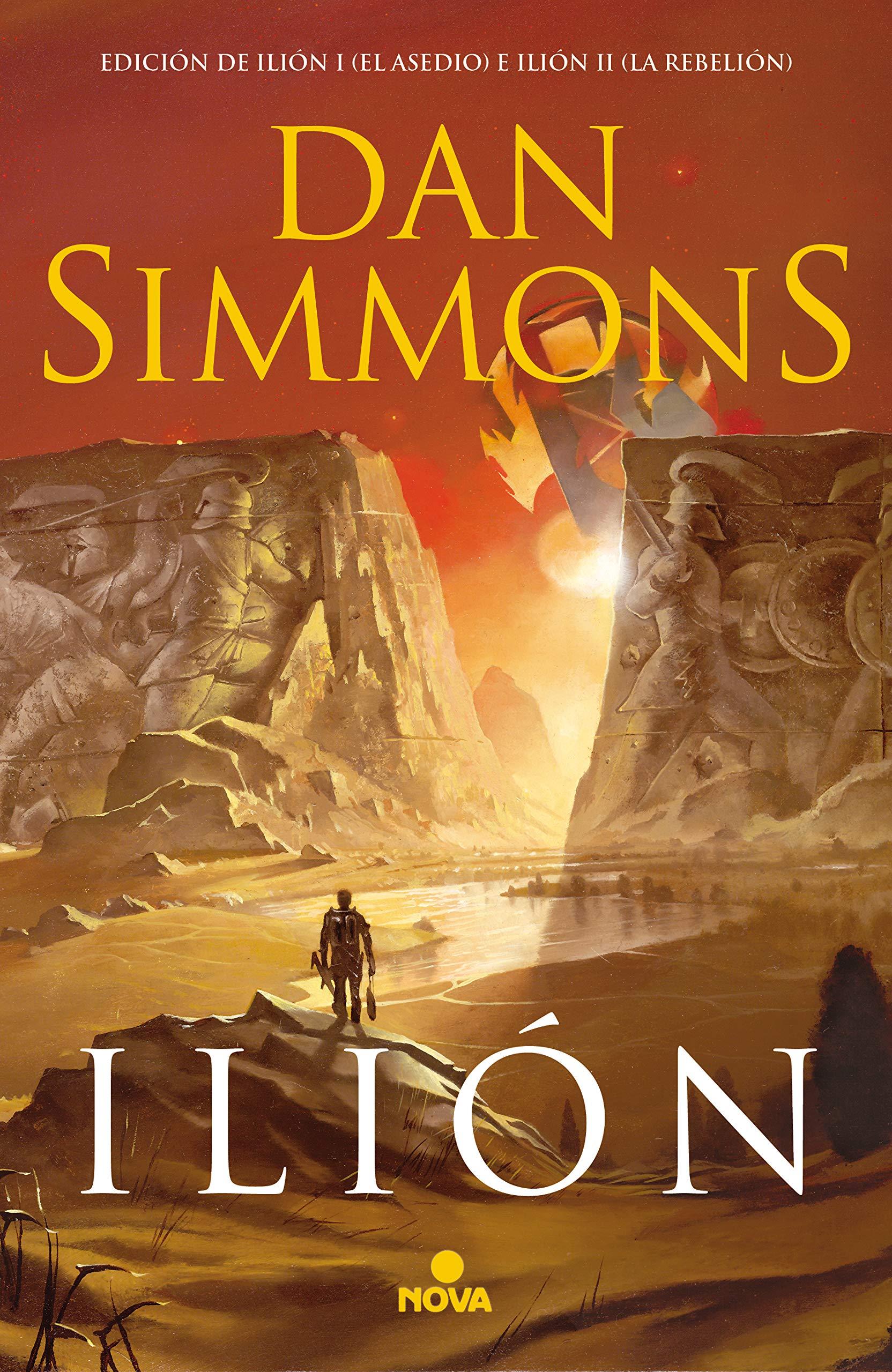 Ilión: Edición de Ilión I (El asedio) e Ilión II (La Rebelión)