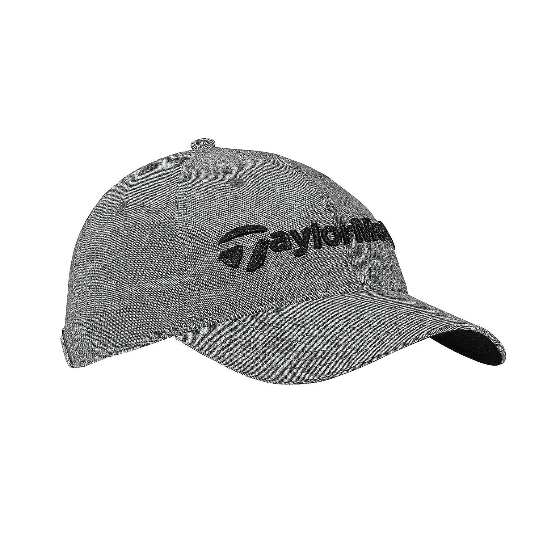 08fd03f20f5 Amazon.com   TaylorMade Golf 2018 Men s Lifestyle Tradition Lite Heather Hat